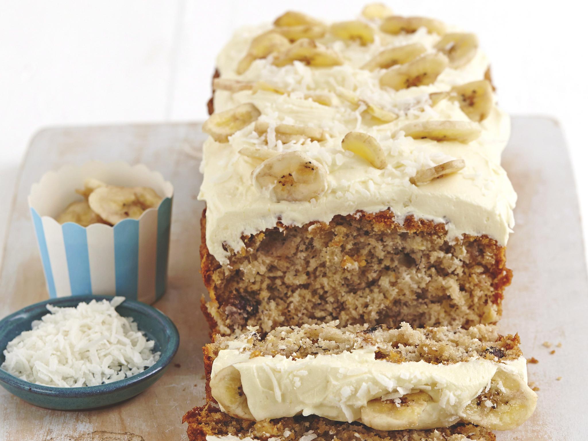 Hummingbird Banana Cake Recipe Uk