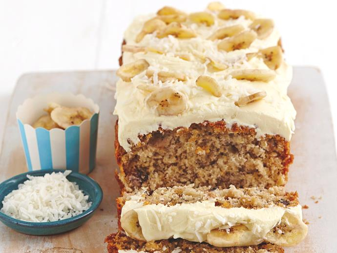 """**[Hummingbird cake](https://www.womensweeklyfood.com.au/recipes/hummingbird-cake-21179