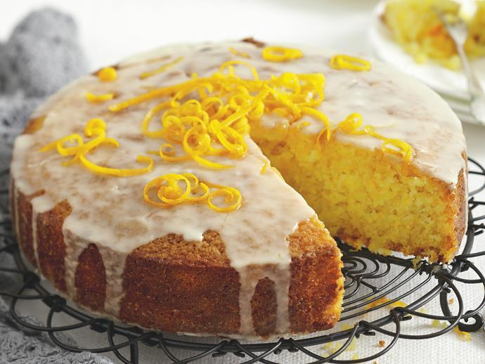 "**[Whole orange and coconut cake](https://www.womensweeklyfood.com.au/recipes/whole-orange-and-coconut-cake-20420|target=""_blank"")**"