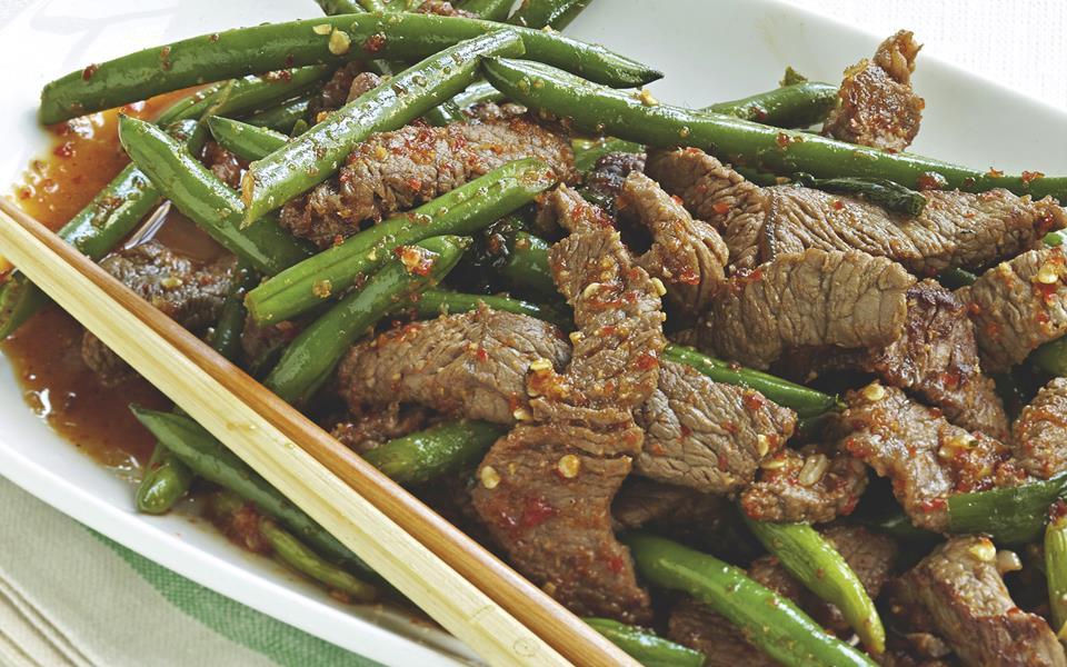 Chilli Beef Stir Fry Food Network