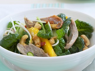 Duck and Mango Salad