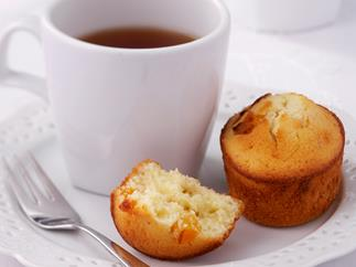 lemon and apricot friands