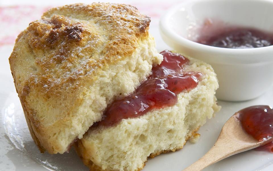 Raspberry Scones Food Network