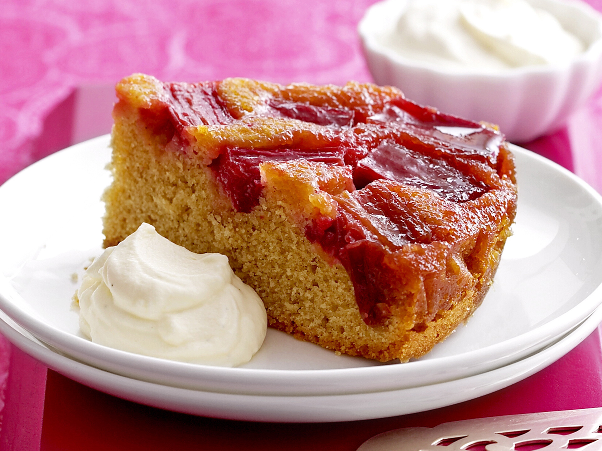 Homemade Strawberry Upside Down Cake Recipes