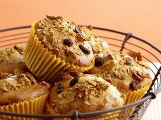Sultana Bran muffins