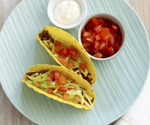 Turkey tacos recipe | Food To Love