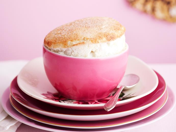 "[Apple and spice souffles](http://www.foodtolove.com.au/recipes/apple-and-spice-souffles-3288|target=""_blank"")"