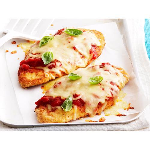 Easy Chicken Parmigiana Recipe Food To Love