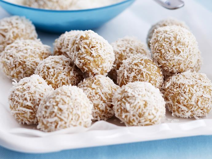 """You'll never believe that just four ingredients and a bit of mixing with a wooden spoon can result in these mouth watering [chocolate truffles](https://www.womensweeklyfood.com.au/recipes/chocolate-truffles-19034 target=""""_blank""""), until you try them for yourself."""