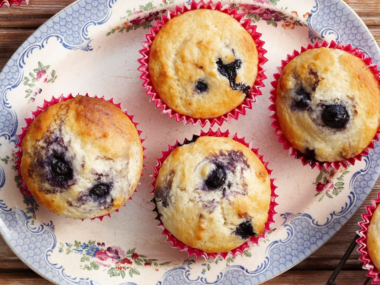 The very best blueberry muffin recipes