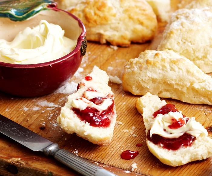 Sweet and savoury scone recipes