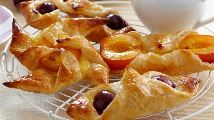 Easy Danish Pastries