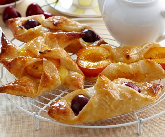 Easy Danish Pastries