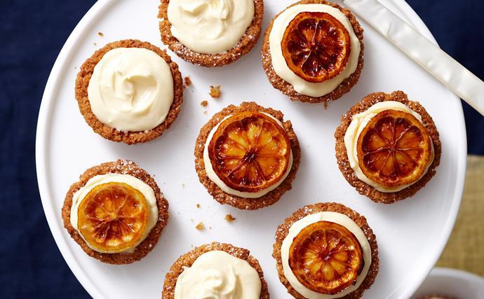 Easy lemon cheesecake