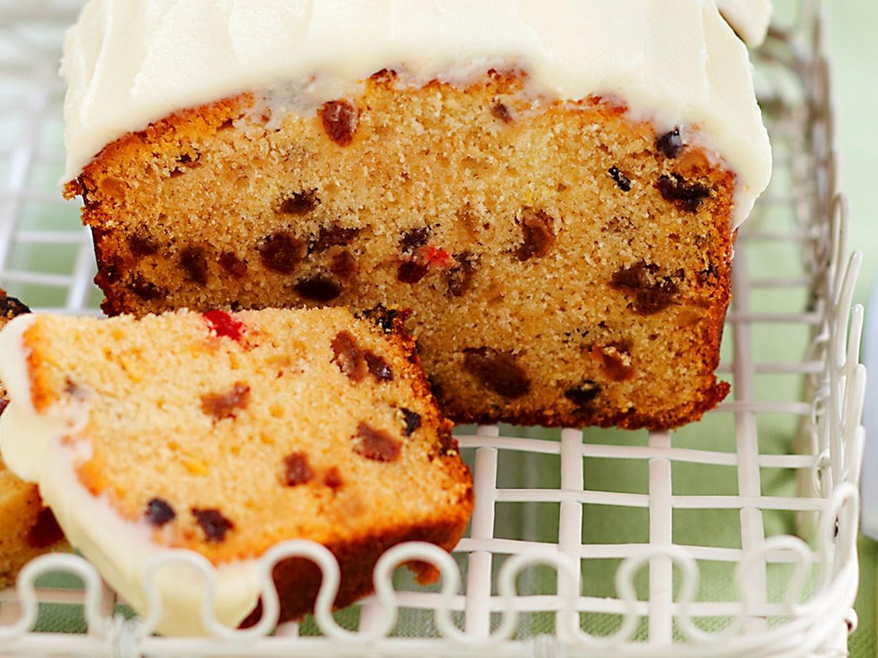 Fruit Cake Recipe Uk Easy: Easy Light Fruitcake