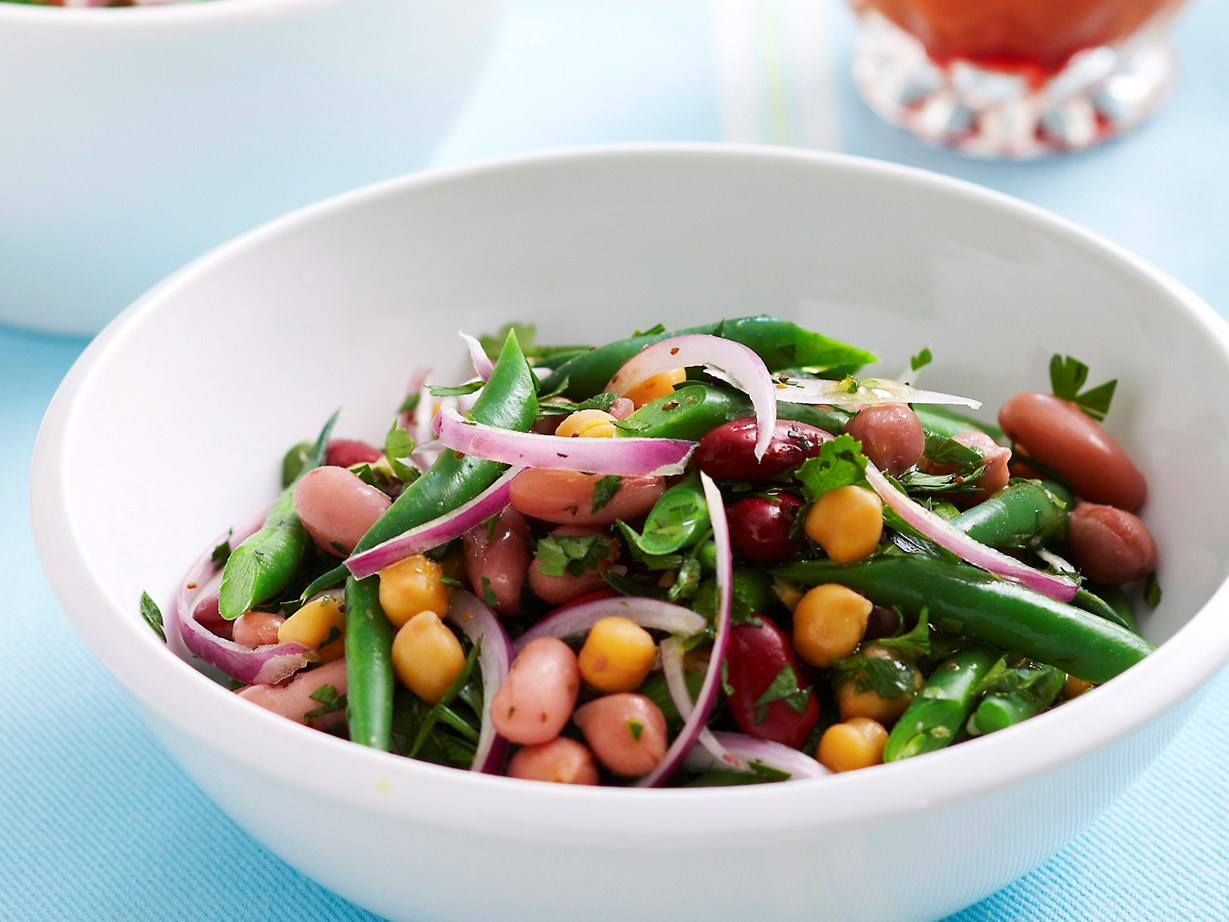 Image result for Mixed Bean Salad