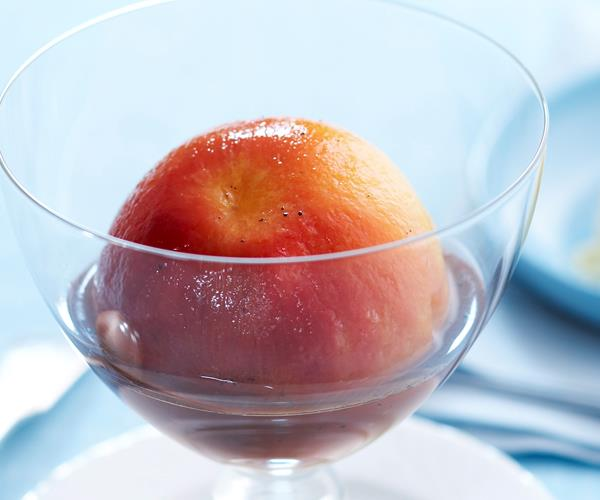 Food Network How To Blanch Peaches