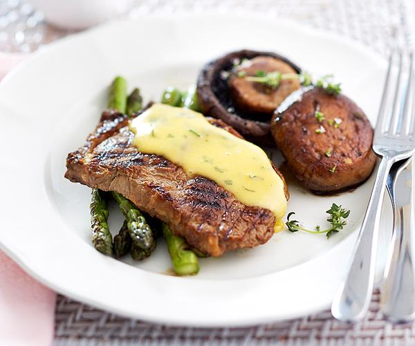 Mushroom Sauce For Steak Food Network