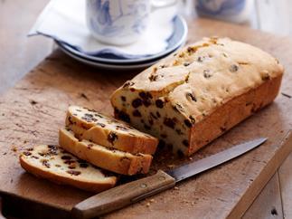 Sweet sultana loaf