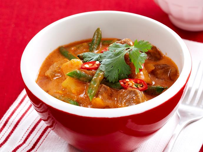 """**[Tomato and beef curry](https://www.womensweeklyfood.com.au/recipes/tomato-and-beef-curry-18020