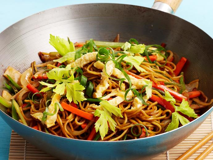 "[Vegetable chow mein](http://www.foodtolove.com.au/recipes/vegetable-chow-mein-12795|target=""_blank"")"