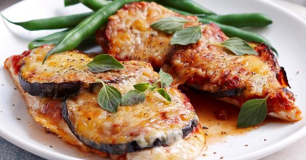 Chicken And Eggplant Parmigiana Australian Women S
