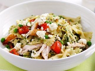 easy farfalle pasta recipes