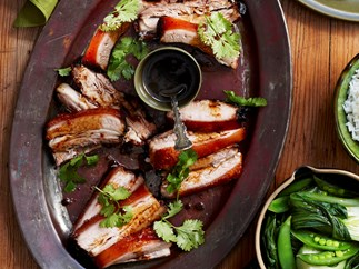 Chinese pork belly