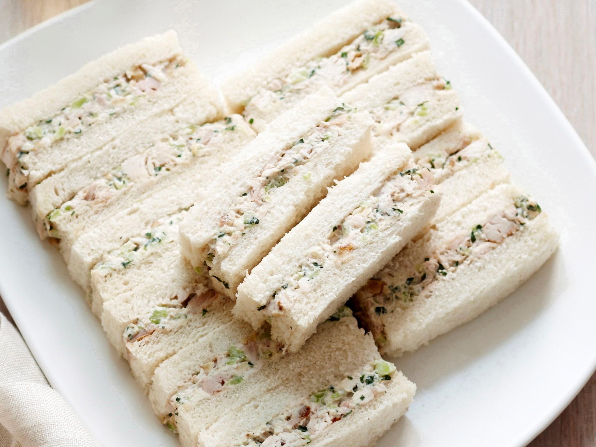 what is ribbon sandwich