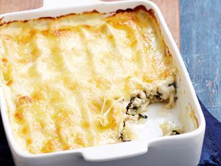 Creamy cannelloni