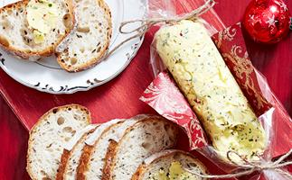 Herb and chilli butter