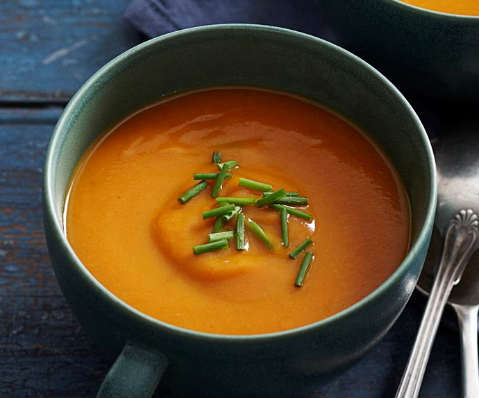Roast Carrot Soup