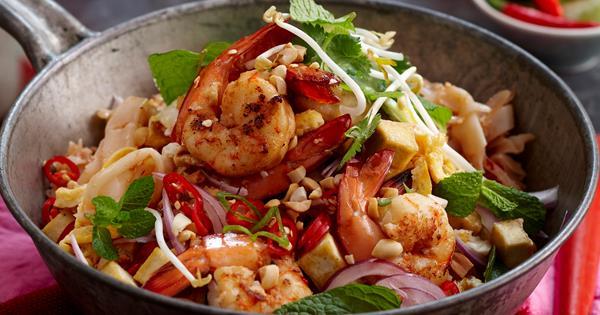Tamarind Pad Thai Food To Love