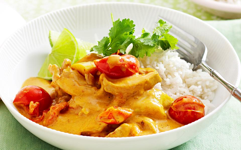 Chicken Curry No Milk Food Network