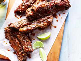 Mexican beef short ribs