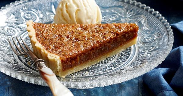 Treacle Tart Food To Love