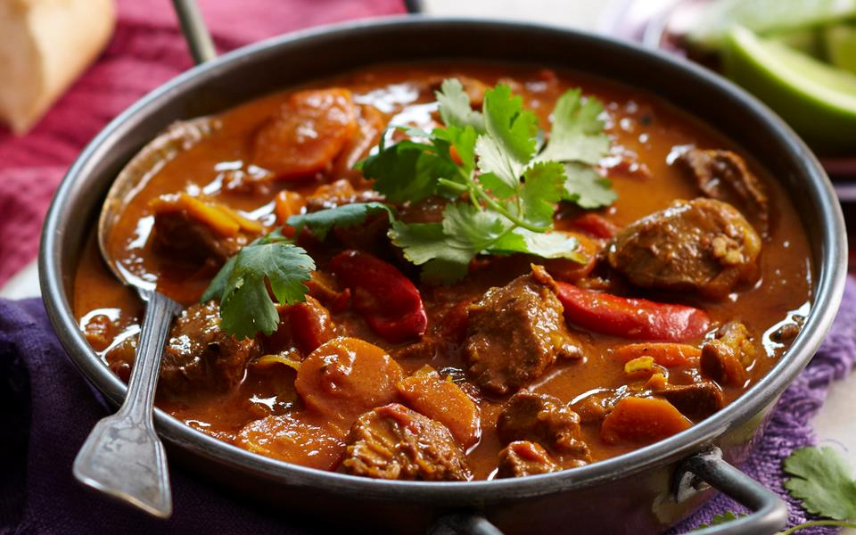 Food Network Curry