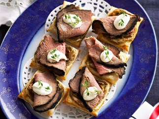 Wellington galettes