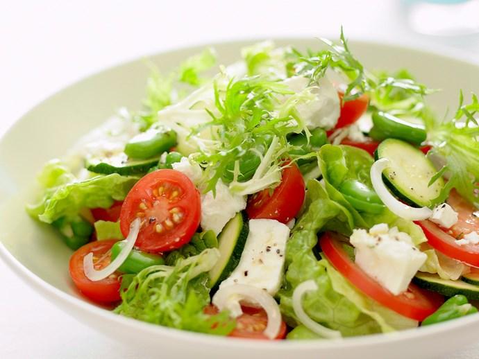 Feta Garden Salad