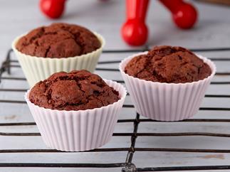Best-ever chockie muffins