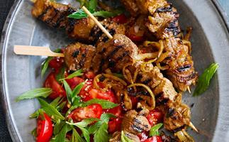 Best sosaties (South African-Malay kebabs)