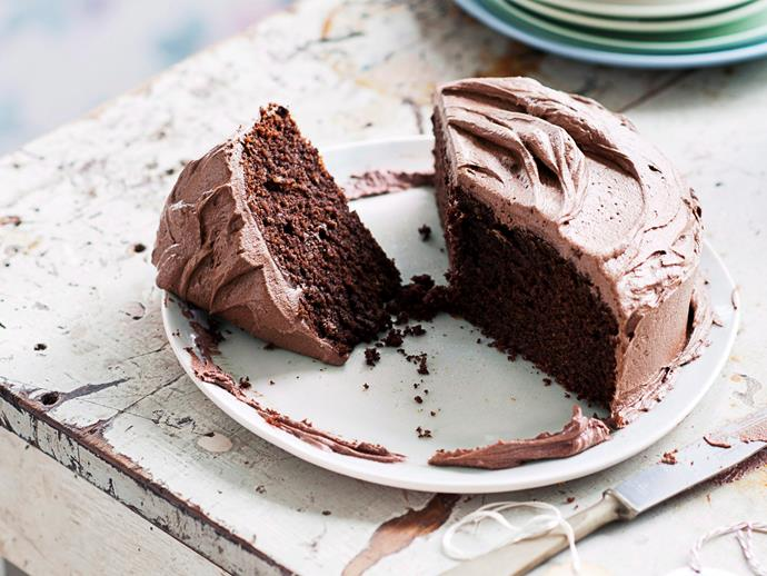 "**[Hazelnut chocolate cake](https://www.womensweeklyfood.com.au/recipes/hazelnut-chocolate-cake-27645|target=""_blank"")**  The irresistible combination of nutty hazelnut and smooth, creamy chocolate makes this fluffy cake utterly delicious. Spread with a rich, chocolate icing, you will be hard-pressed to stop at one slice!"