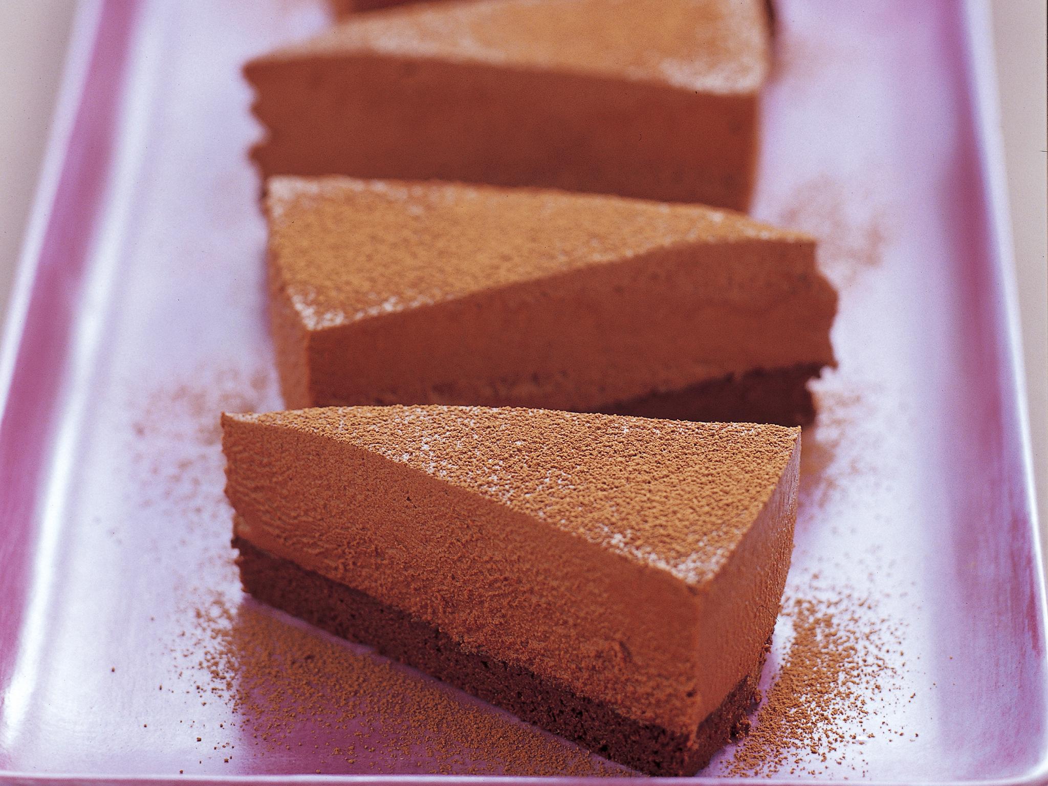 Chocolate Mudslide Cake Recipe