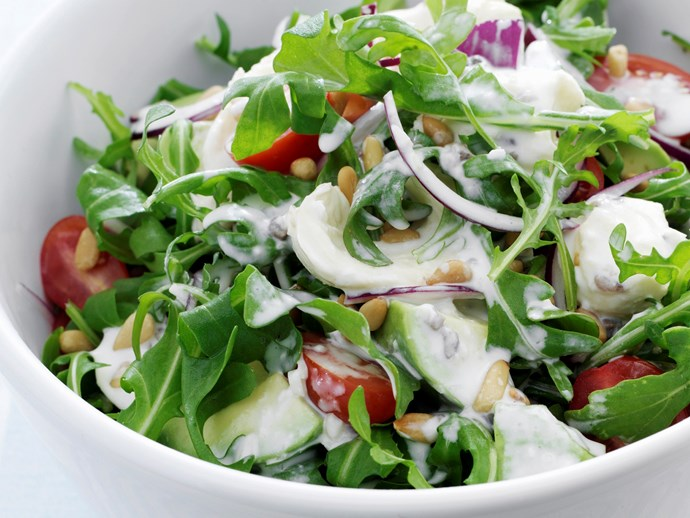 Rocket and Avocado Salad