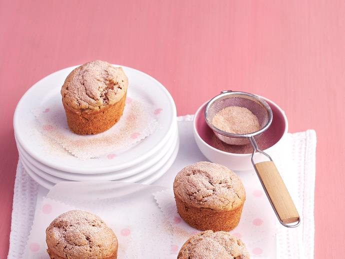 "[Dairy-free pear and cinnamon muffins](http://www.foodtolove.com.au/recipes/dairy-free-pear-and-cinnamon-muffins-8020|target=""_blank"")"