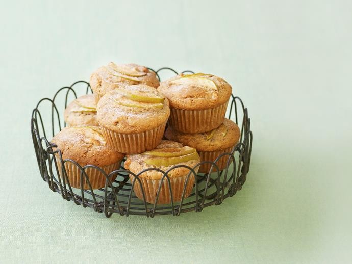 """[Dairy-free apple muffins](http://www.foodtolove.com.au/recipes/dairy-free-apple-muffins-8021