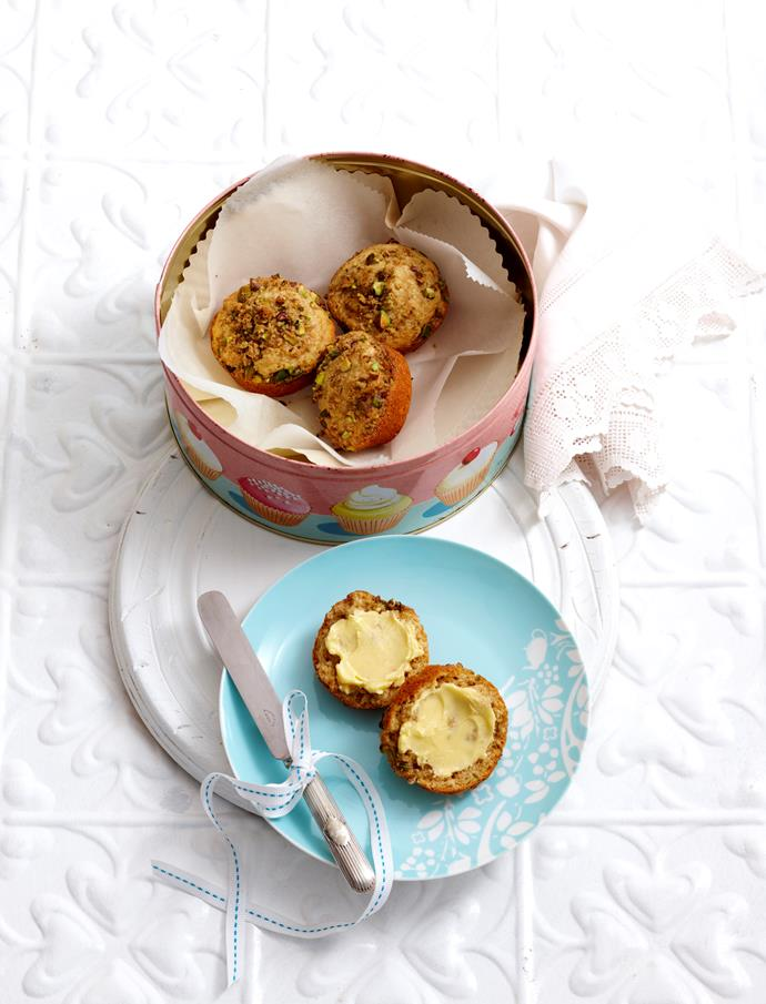 """These [banana muffins](https://www.womensweeklyfood.com.au/recipes/banana-muffins-18843