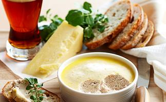 Leftovers pate
