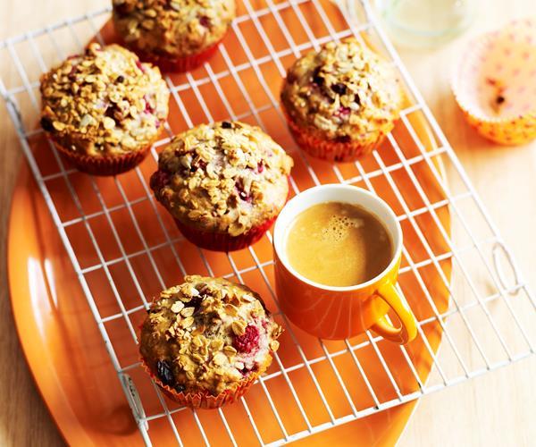 Raspberry Muffins Food Network