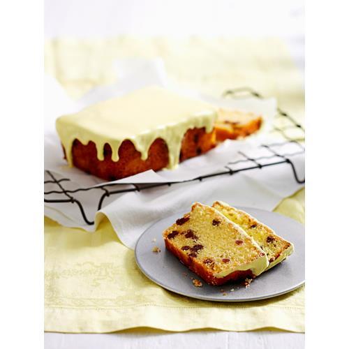 Sultana And Almond Cake Recipe